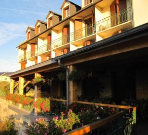 Logis Hotel Des Rochers, Hotels  Marvejols - big - 20