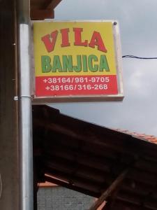 Guest House Vila Banjica, Pensionen  Pirot - big - 77
