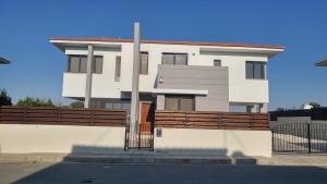 Sand Beach Villa, Holiday homes  Voroklini - big - 48