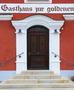 Goldene Traube, Gasthäuser  Senden - big - 9