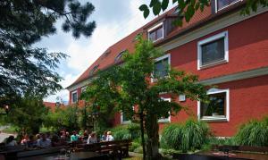 Goldene Traube, Gasthäuser  Senden - big - 13