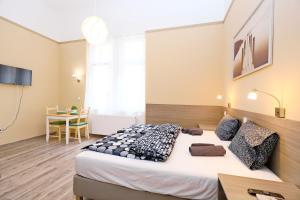Vaci Apartments, Апартаменты  Будапешт - big - 111
