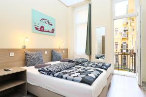 Vaci Apartments, Апартаменты  Будапешт - big - 97