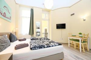 Vaci Apartments, Апартаменты  Будапешт - big - 101