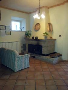 Agriturismo Casa degli Archi, Farm stays  Lapedona - big - 21