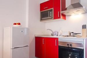 Flatsforyou Bed and Bike Turia, Апартаменты  Валенсия - big - 5