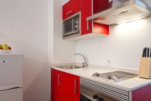Flatsforyou Bed and Bike Turia, Апартаменты  Валенсия - big - 10