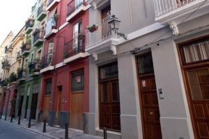 Flatsforyou Bed and Bike Turia, Апартаменты  Валенсия - big - 14