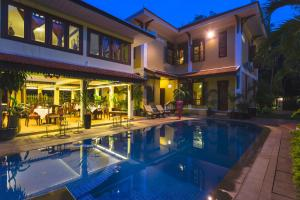 HanumanAlaya Colonial House, Hotels  Siem Reap - big - 1