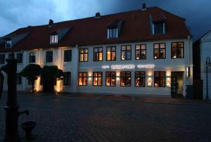 Hotel Restaurant Bürgerstuben, Szállodák  Bad Segeberg - big - 13