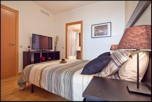 3ベッドルーム アパートメント バルコニー付