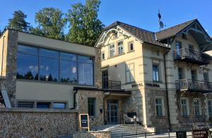 4 stern hotel Hotel Vyhlídka Johannisbad Tschechien
