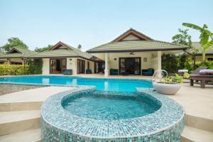 Idyllic Samui Resort, Rezorty  Choeng Mon Beach - big - 15