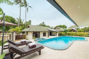 Idyllic Samui Resort, Rezorty  Choeng Mon Beach - big - 12
