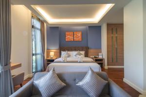 Green Ville Laguna Hotel, Hotely  Sung Noen - big - 6
