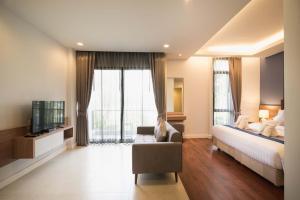 Green Ville Laguna Hotel, Hotely  Sung Noen - big - 7