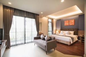 Green Ville Laguna Hotel, Hotely  Sung Noen - big - 8
