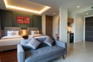 Green Ville Laguna Hotel, Hotely  Sung Noen - big - 9