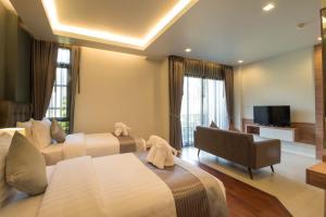Green Ville Laguna Hotel, Hotely  Sung Noen - big - 10