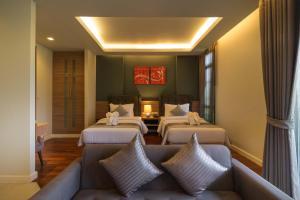 Green Ville Laguna Hotel, Hotely  Sung Noen - big - 12