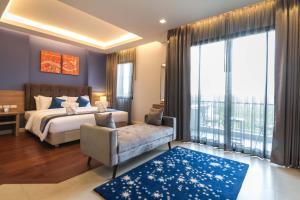 Green Ville Laguna Hotel, Hotely  Sung Noen - big - 14