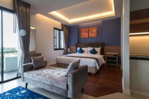 Green Ville Laguna Hotel, Hotely  Sung Noen - big - 15