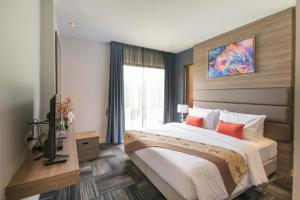 Green Ville Laguna Hotel, Hotely  Sung Noen - big - 16