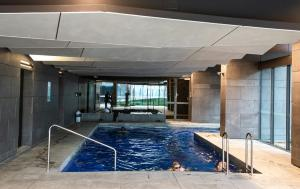 Modern 639 Lonsdale APT, Apartmanok  Melbourne - big - 10