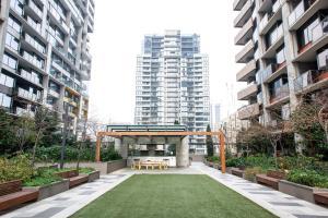 Modern 639 Lonsdale APT, Apartmanok  Melbourne - big - 13