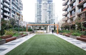 Modern 639 Lonsdale APT, Apartmanok  Melbourne - big - 18