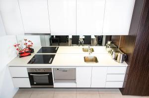 Modern 639 Lonsdale APT, Apartmanok  Melbourne - big - 23