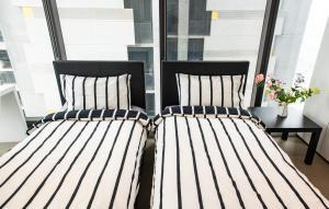 Modern 639 Lonsdale APT, Apartmanok  Melbourne - big - 28