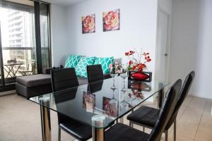 Modern 639 Lonsdale APT, Apartmanok  Melbourne - big - 32