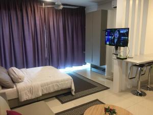 EVO SOHO Suites at Bangi Sentral, Apartments  Kampong Sungai Ramal Dalam - big - 12