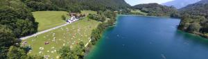Alpengasthof Madlbauer, Гостевые дома  Бад-Райхенхаль - big - 45