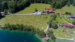 Alpengasthof Madlbauer, Гостевые дома  Бад-Райхенхаль - big - 47