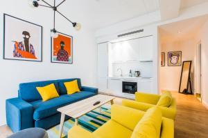 HOME/tbilisi, Апартаменты  Тбилиси - big - 1