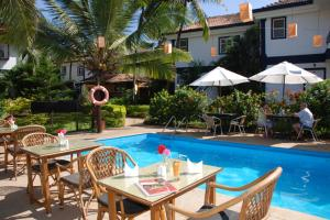 Goa Beach Homes, Ferienwohnungen  Candolim - big - 20