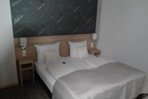Hotel Hafenresidenz Stralsund, Hotely  Stralsund - big - 16