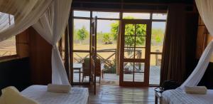 Lake Chahafi Resort, Luxusní stany  Kisoro - big - 24