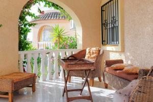 Puesta del Sol, Ferienhäuser  Camposol - big - 3