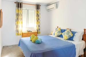 Puesta del Sol, Ferienhäuser  Camposol - big - 7