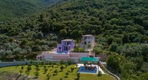 Villa Soumela, Villas  Nikiana - big - 57