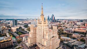 Kudrinskaya Square Apartment, Apartments  Moscow - big - 1