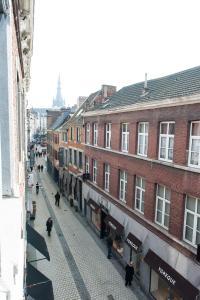 Smartflats City - Saint-Adalbert, Apartmány  Liège - big - 27