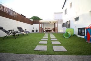 pdl house garden, Дома для отпуска  Понта-Делгада - big - 38