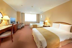 Le Midi Hotel Jungli, Отели  Чжунли - big - 11
