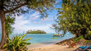 Muri Shores, Vily  Rarotonga - big - 63