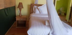 Lake Chahafi Resort, Luxury tents  Kisoro - big - 12