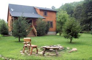 Baird's Creek Cabin, Дома для отпуска  Poplar Grove - big - 17